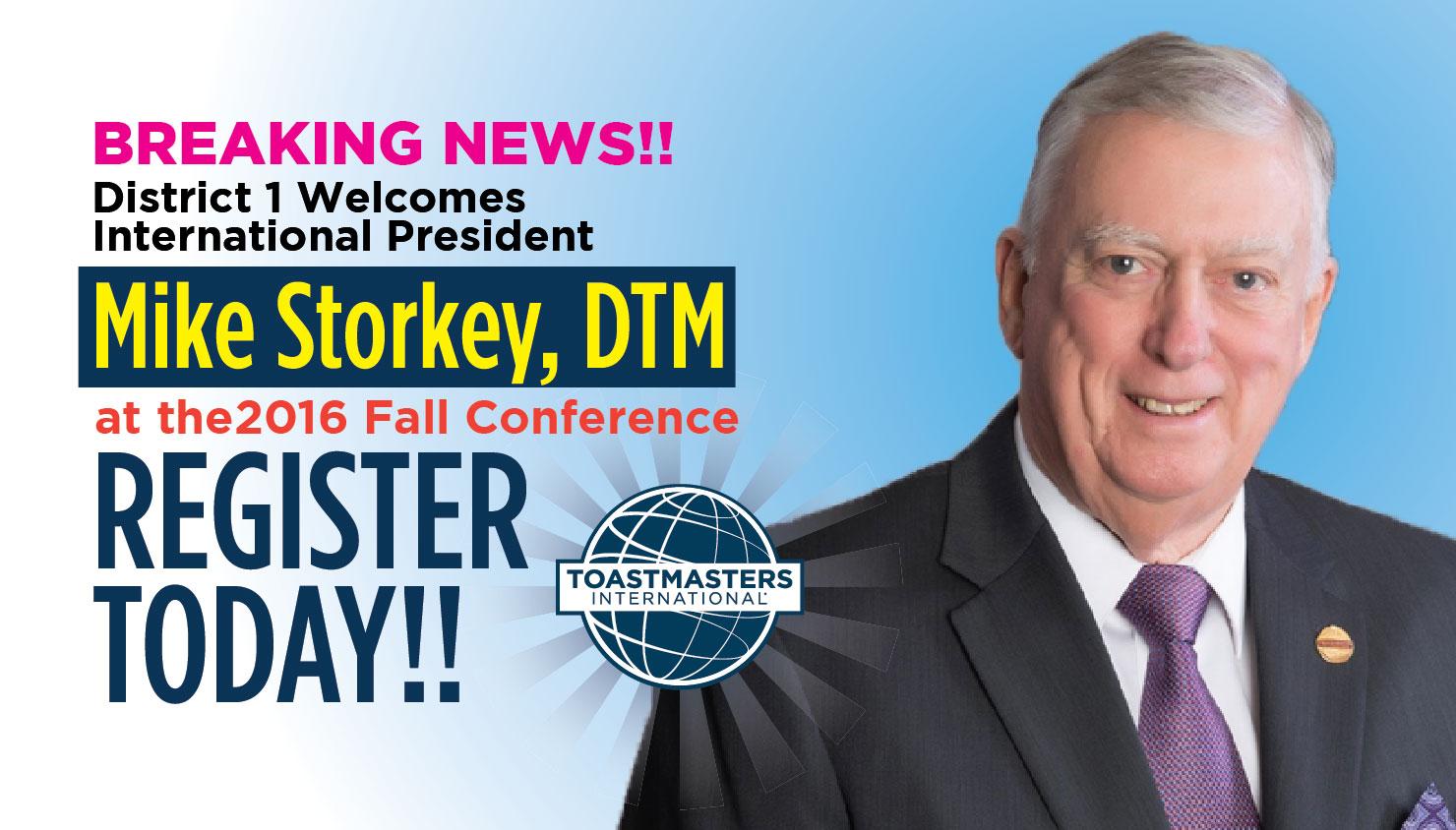 Mike Storkey