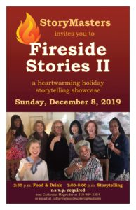 StoryMasters Showcase ~ Fireside Stories II